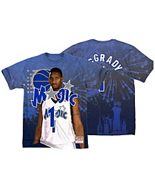Men's Tracy McGrady Orlando Magic City Pride Name And Number T-Shirt