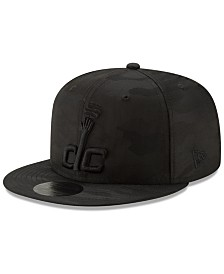 New Era Washington Wizards Blackout Camo 9FIFTY Cap