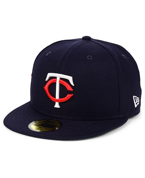 New Era Minnesota Twins Opening Day 59FIFTY-FITTED-FITTED Cap