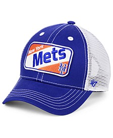Little Boys New York Mets Woodlawn Meshback MVP Snapback Cap