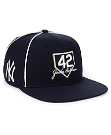 New York Yankees Jackie Robinson 42 Team Snapback Cap
