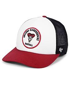 '47 Brand Arizona Diamondbacks Swell Trucker MVP Cap