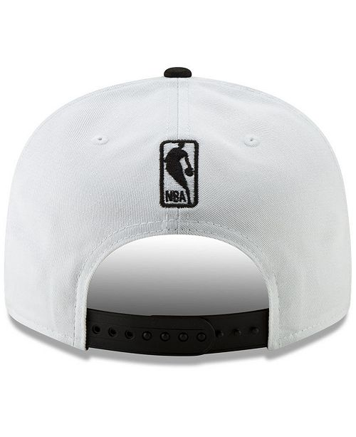New Era Miami Heat White XLT 9FIFTY Cap & Reviews