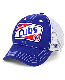 Little Boys Chicago Cubs Woodlawn Meshback MVP Snapback Cap