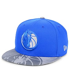 New Era Dallas Mavericks Pop Viz 9FIFTY Snapback Cap