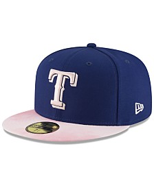 New Era Texas Rangers Mothers Day 59FIFTY Fitted Cap