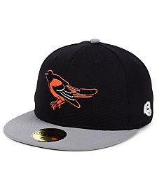 New Era Baltimore Orioles Cooperstown Flip 59FIFTY Fitted Cap