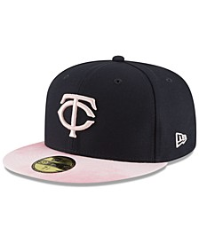 Minnesota Twins Mothers Day 59FIFTY Fitted Cap