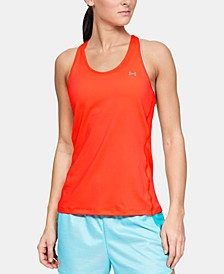 Fitted Racerback Tank Top