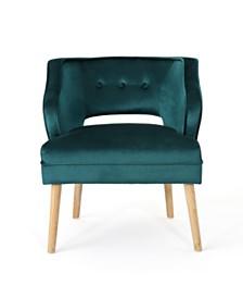 Mariposa Accent Chair, Quick Ship