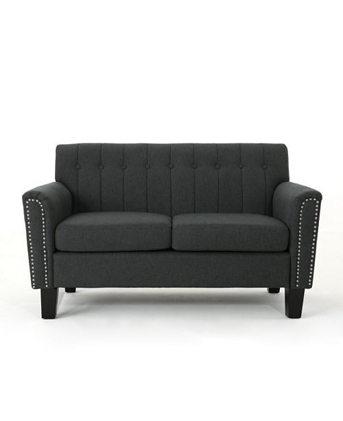 """Noble House Jacope 55"""" Loveseat, Quick Ship"""