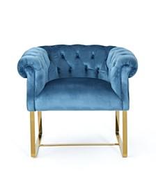Celka Club Chair, Quick Ship