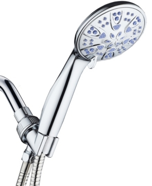 Antimicrobial Hand Shower, Sunset Blue Bedding
