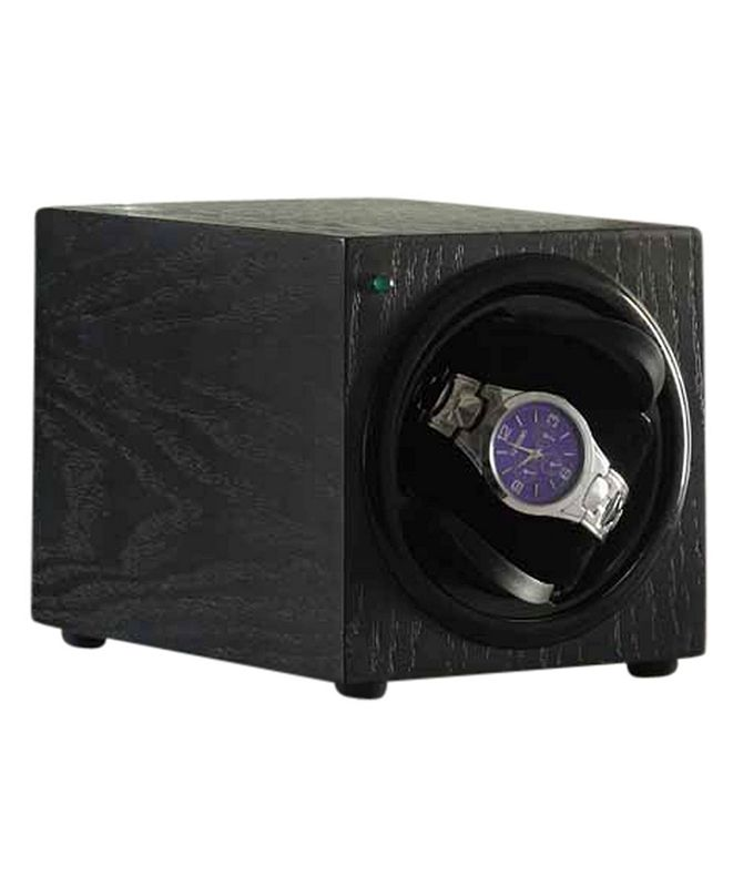 Nathan Direct Lauren Single Watch Box with Watch Winder