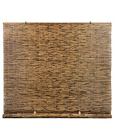 """Peeled and Polished Reed Cord Free Roll-Up Shade, 72"""" x 72"""""""