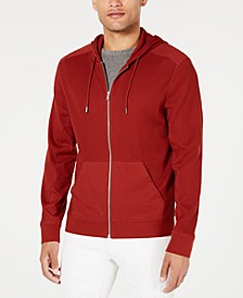INC Men's Zip-Front Hoodie, Created for Macy's