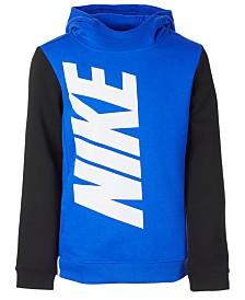 Nike Big Boys Core Amplify Pullover Hoodie