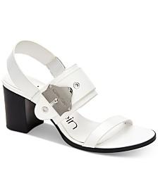 Calvin Klein Women's Carlita Dress Sandals