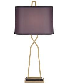 Pacific Coast Tall X Table Lamp