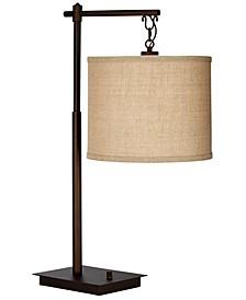 Downbridge Lamp in Bronze
