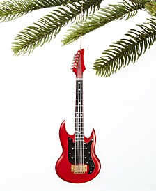 All About You Red Guitar Ornament, Created for Macy's