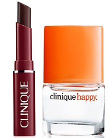 Receive a FREE 2 pc with $65 Clinique purchase!