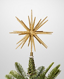 Shine Bright Bursting Star Tree Topper, Created for Macy's