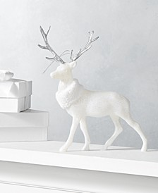 Shine Bright Deer with Plush Collar, Created for Macy's