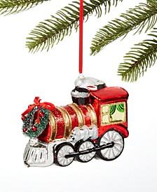 Santa's Favorites Christmas Train Ornament, Created for Macy's