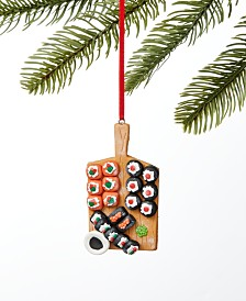 Holiday Lane Foodie Sushi Ornament, Created for Macy's