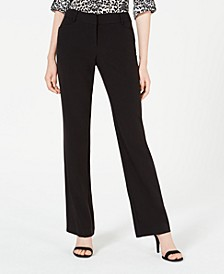 Juniors' Bootcut Trouser Pants