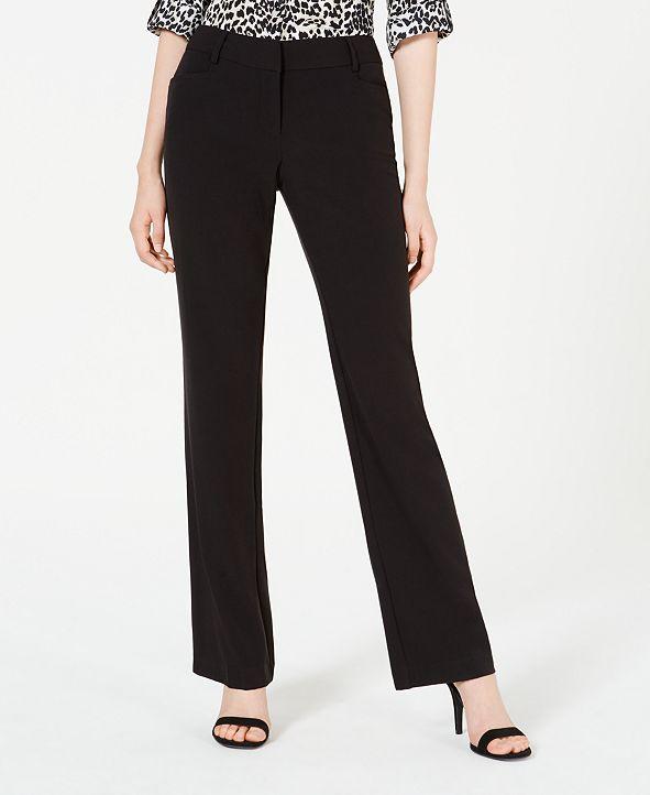 BCX Juniors' Bootcut Trouser Pants