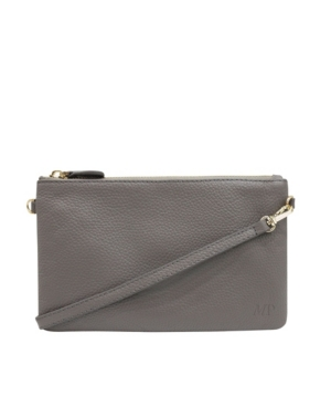 Classic Crossbody With Built-In Phone Charger