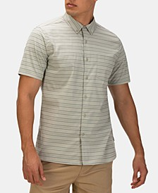 Men's Dri-FIT Staycay Button Down Short Sleeve Shirt