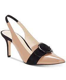 Enzo Angiolini Dalayza Slingback Dress Sandals
