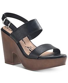 cdc01a32377f4 American Rag Joanie Sandals, Created for Macy's