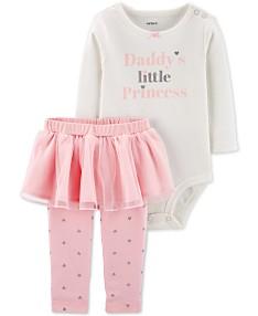 d9b59da63e Baby Girl Clothes - Macy's