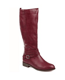 Women's Comfort Wide Calf Ivie Boot