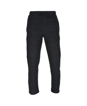 Hanes Men's Big and Tall Space Dyed Knit Pant