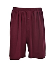 Hanes Men's Big and Tall Soft Waffle Lounge Shorts