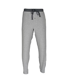 Hanes Men's Big and Tall Cotton Fleece Jogger