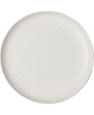 It's My Match Round Leaf Plate