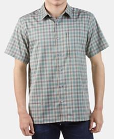 EMS® Men's Journey Woven Short-Sleeve Shirt