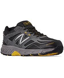 New Balance Men's MT510 Trail Running Sneakers from Finish Line