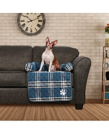 Hadley Reversible Pet Bed Chair Cover
