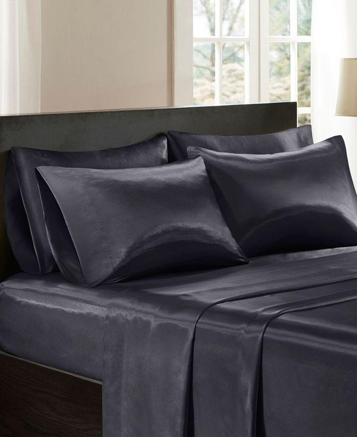 Madison Park - Satin 2-PC Standard Pillowcases