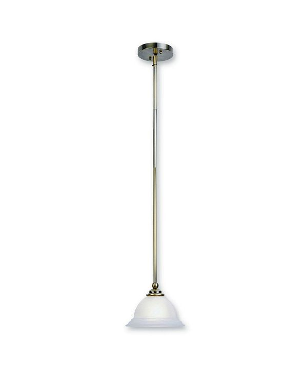 Livex CLOSEOUT!   North Port 1-Light Mini Pendant