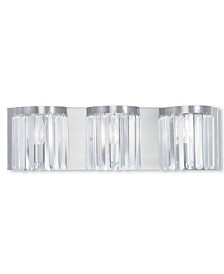 Livex Ashton 3-Light Bath Vanity Fixture