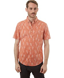 PX Short Sleeve Button Down