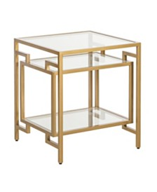 Gemma Side Table, Quick Ship